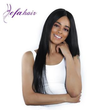 Straight Hair Wefts / 4*4 lace closure / 13*4 lace frontal